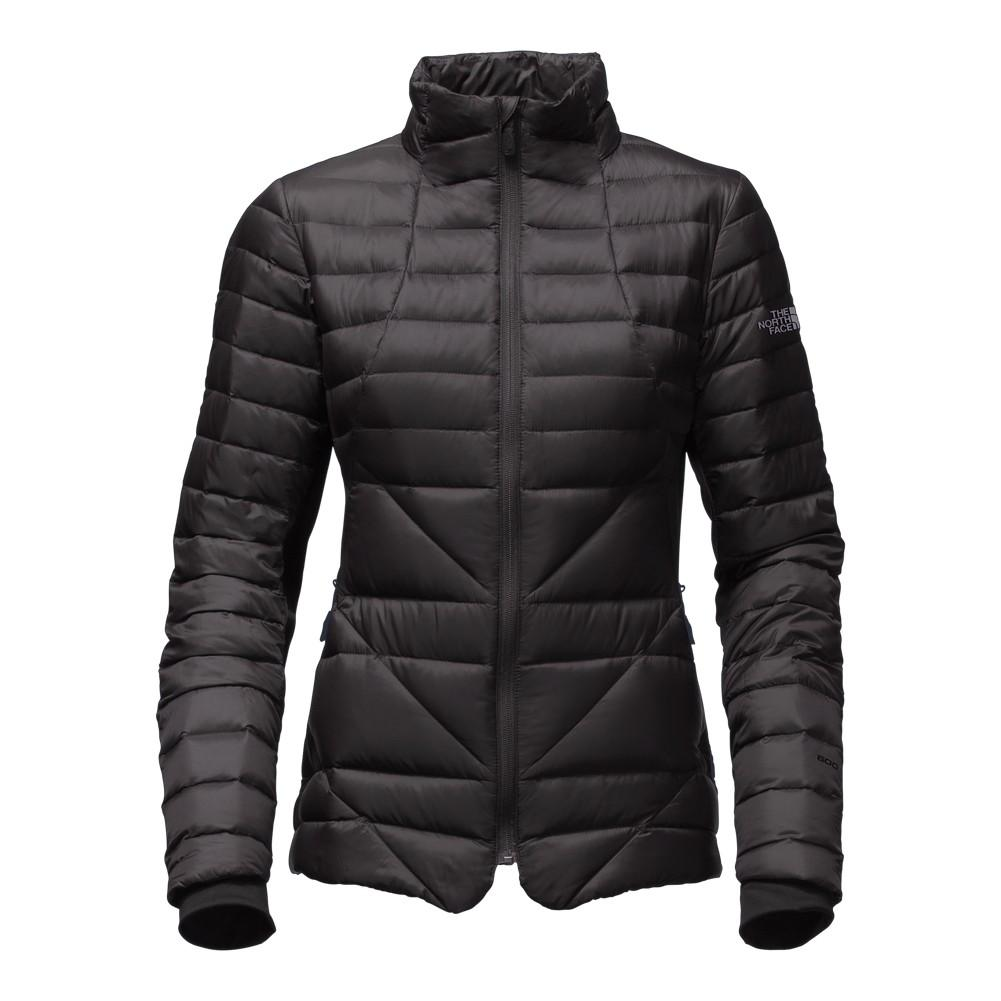 4b401824695d The North Face Lucia Hybrid Down Jacket Women s TNF Black