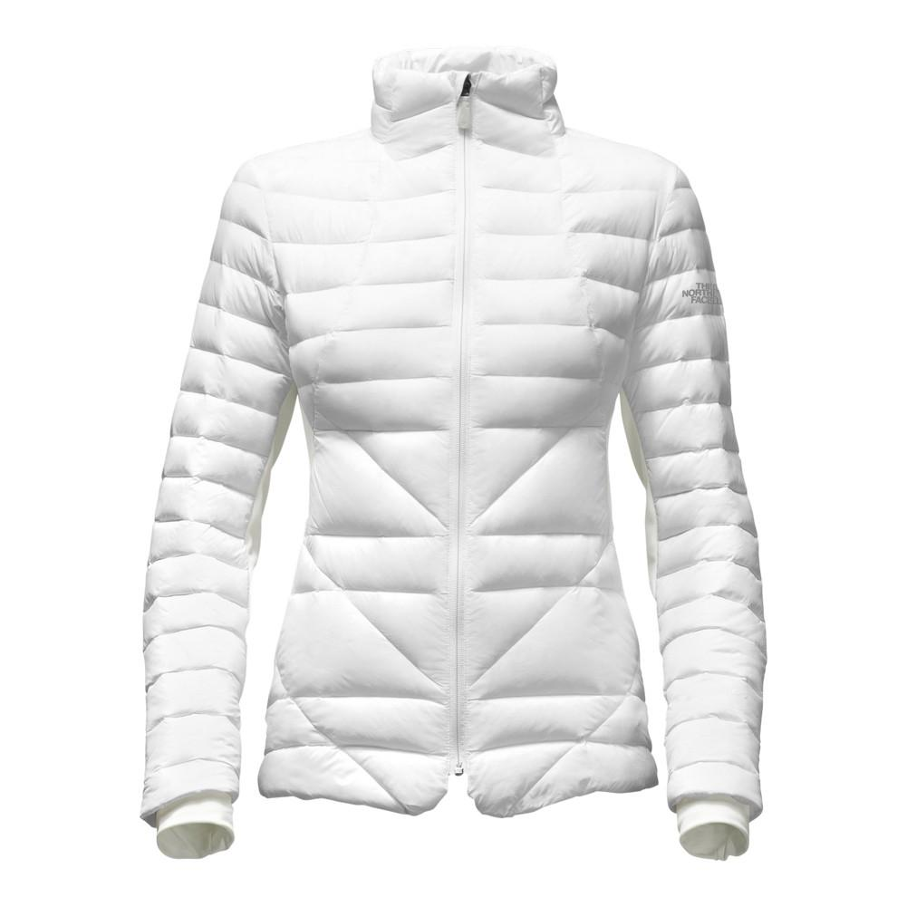 2fd55c61b9ac The North Face Lucia Hybrid Down Jacket Women s TNF White