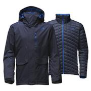 The North Face Thermoball Snow Triclimate Parka Men's Urban Navy