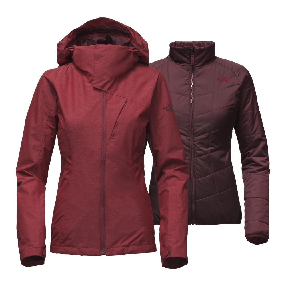 The North Face Cheakamus Triclimate Jacket Women s Biking Red ... 766b77eff7