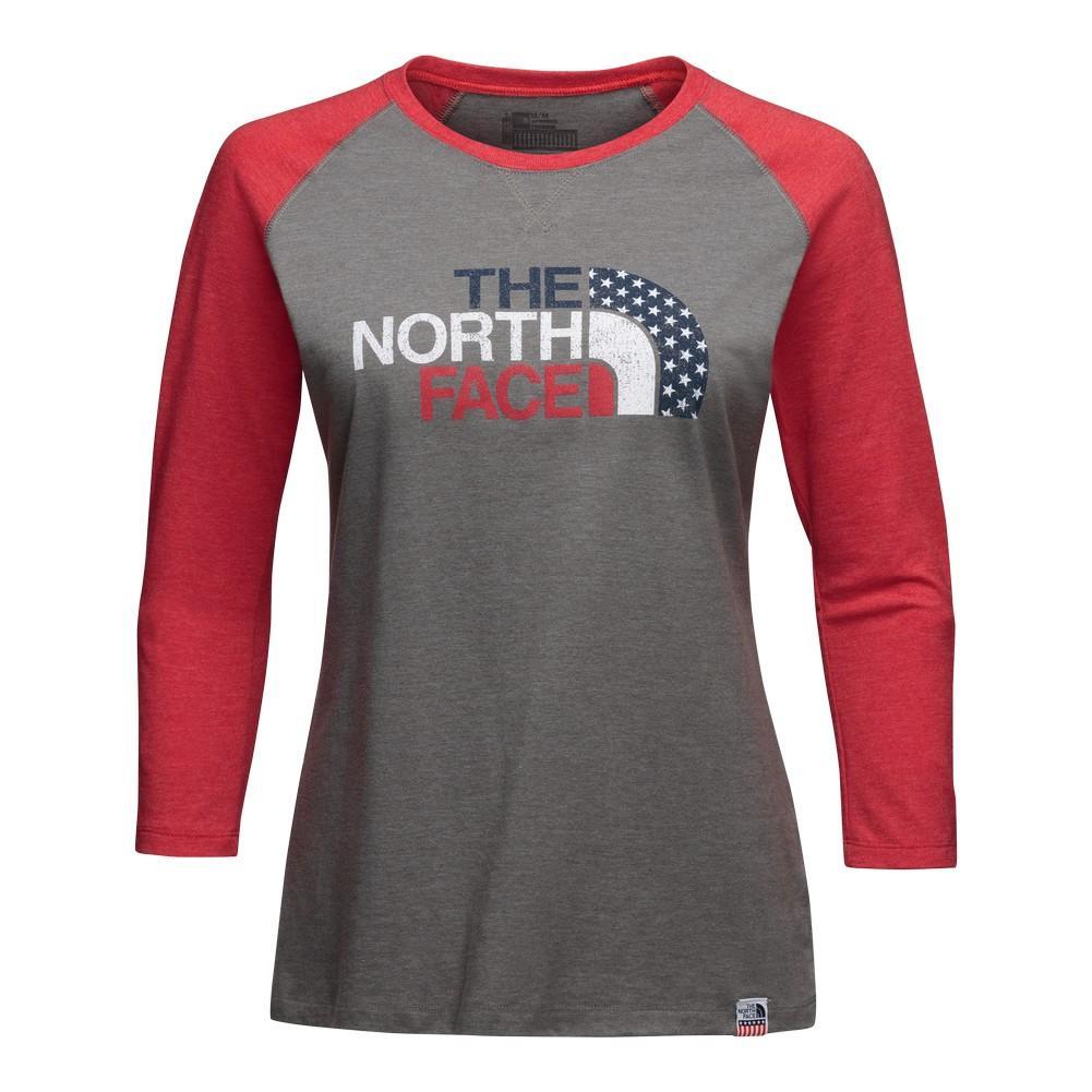north face tres cuartos