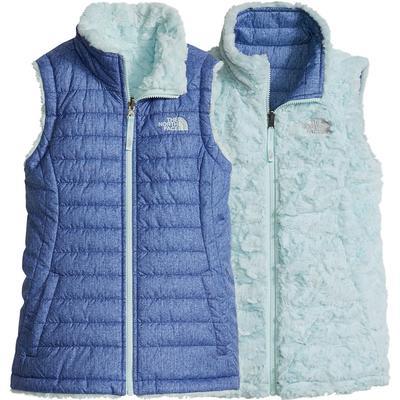 The North Face Reversible Mossbud Swirl Vest Girls'