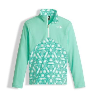 The North Face Glacier 1/4 Zip Fleece Girls'