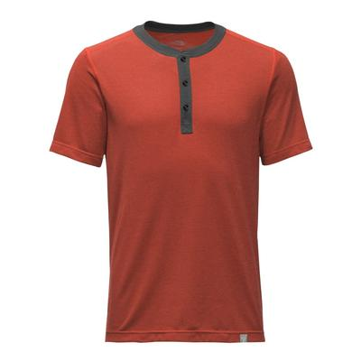 The North Face Short-Sleeve Crag Henley Men's