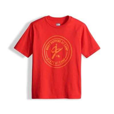 The North Face Short-Sleeve Graphic Tee Boys'
