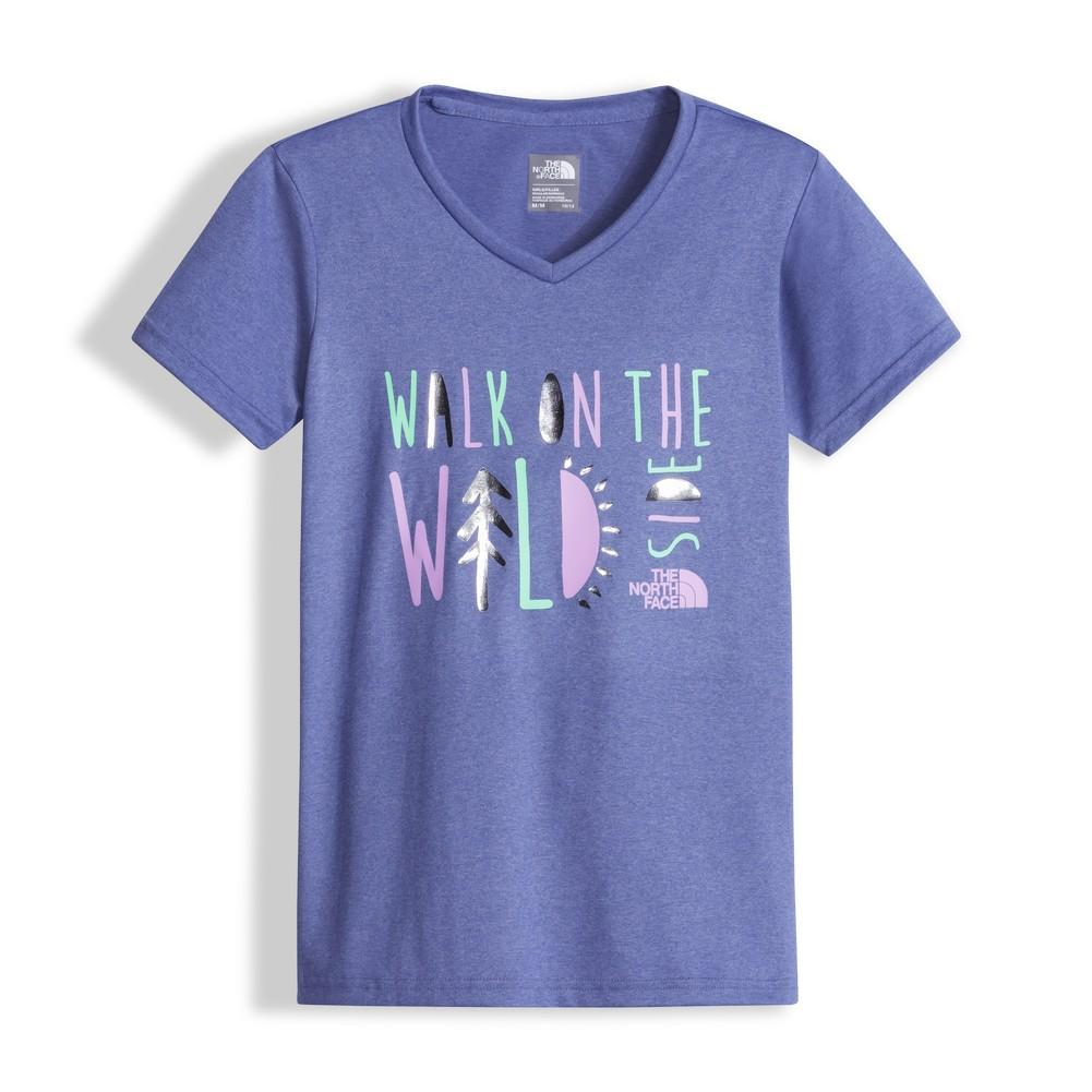 90cbc82d7 The North Face Short-Sleeve Reaxion Tee Girls'