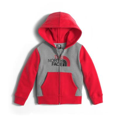 The North Face Logowear Full-Zip Hoodie Toddler