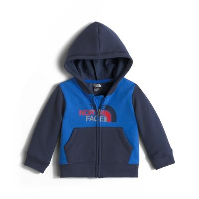 The North Face Logowear Full Zip Hoodie Infant