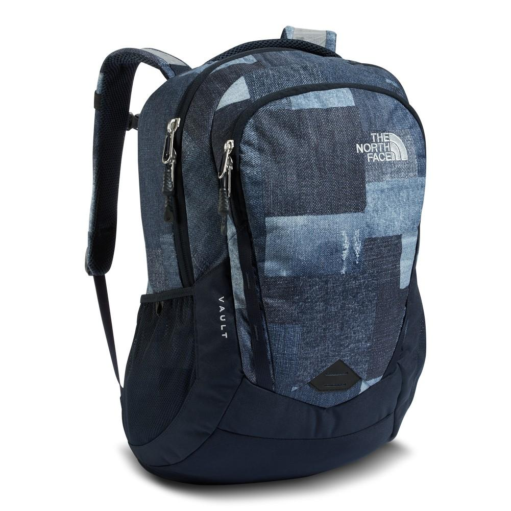 02089bb011 The North Face Vault Backpack Women's Urban Navy Tryboro Print ...