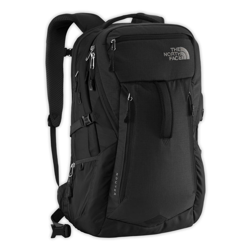 0547d861fc The North Face Gray Backpack- Fenix Toulouse Handball