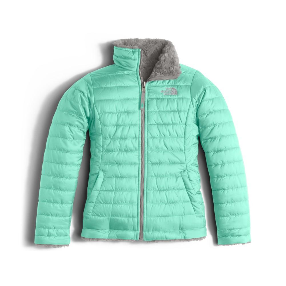 9ca491769bc2 The North Face Reversible Mossbud Swirl Jacket Girls