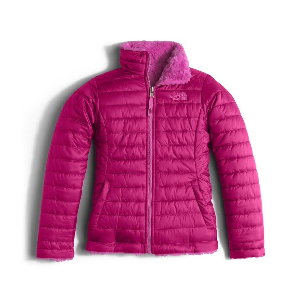 da55cd0ef The North Face Reversible Mossbud Swirl Jacket Girls'
