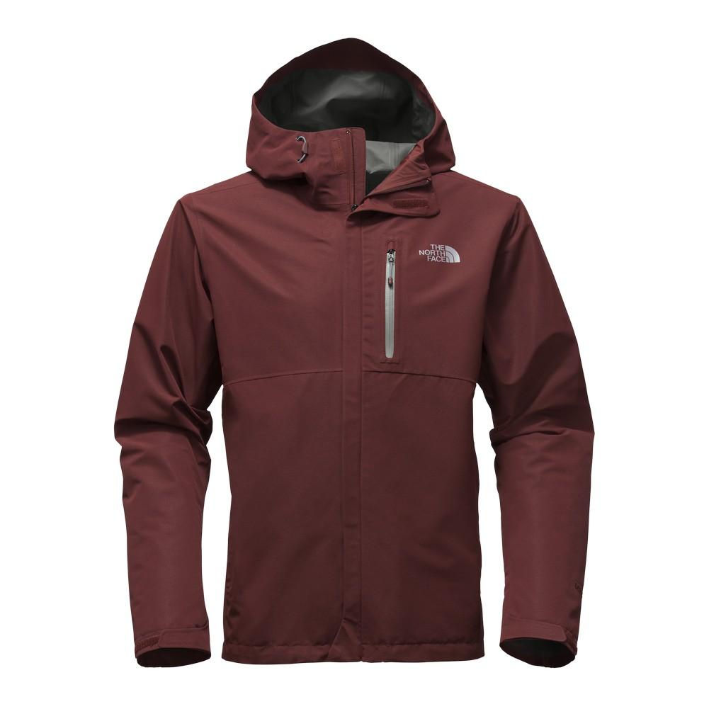 aa23913a5e3f9 The North Face Dryzzle Jacket Men s Sequoia Red Heather ...