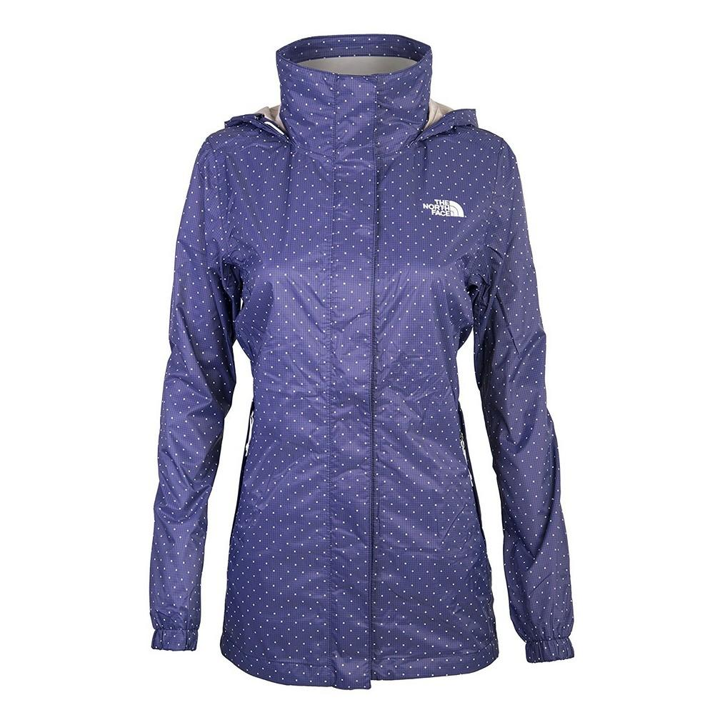 2e293744f6fb The North Face Resolve Parka Women s Patriot Blue Classic Dot