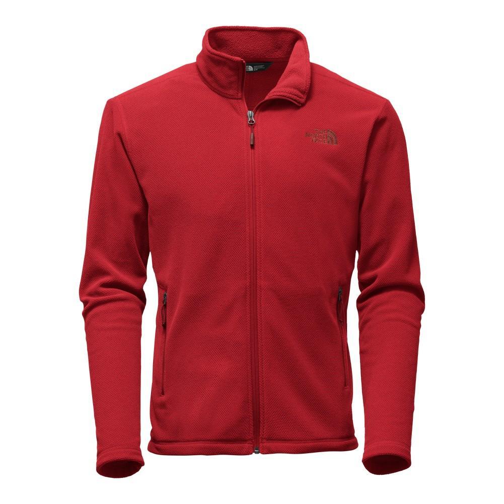 08901a5d3 The North Face Texture Cap Rock Full-Zip Fleece Men's