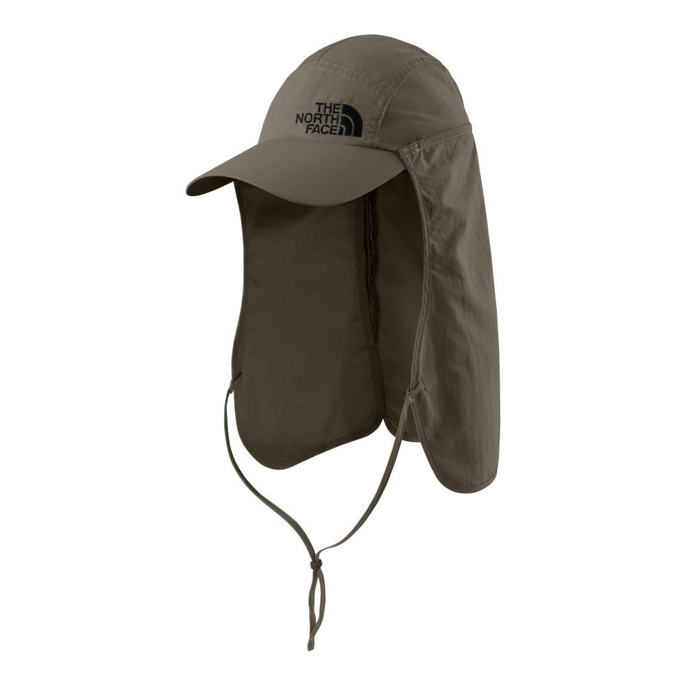 7361e70debf The North Face Sun Shield Ball Cap Weimaraner Brown ...