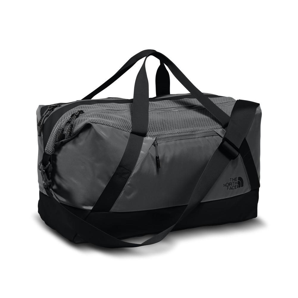 536696f167 The North Face Apex Gym Duffel Bag - M Asphalt Grey TNF Black