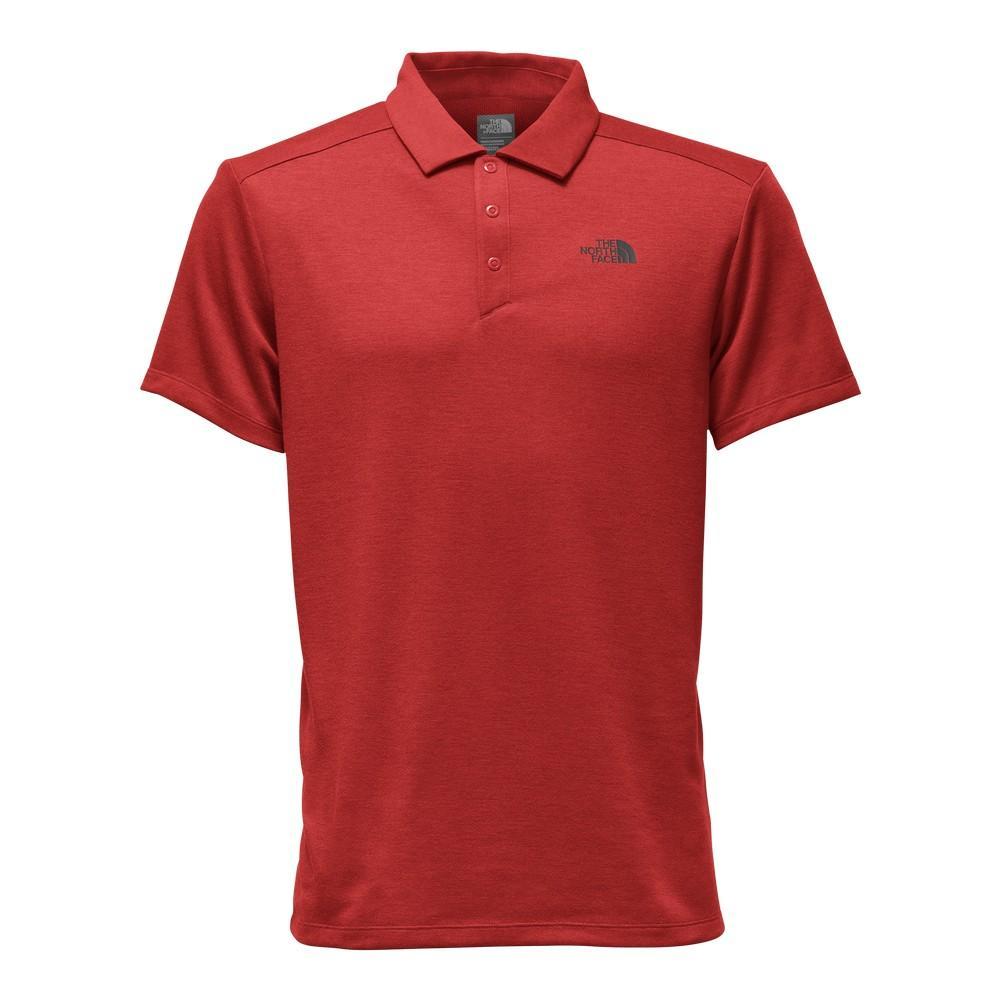 0e7d374ed The North Face Short-Sleeve Crag Polo Shirt Men's