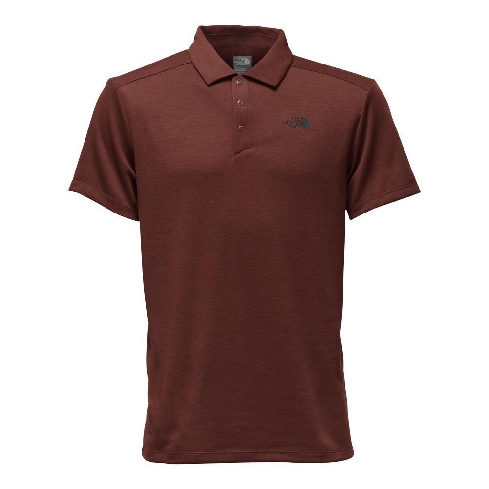 The north face short sleeve crag polo shirt men 39 s for The north face short sleeve shirt