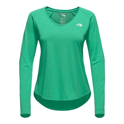 The North Face Long-Sleeve Reaxion Amp Tee Women's