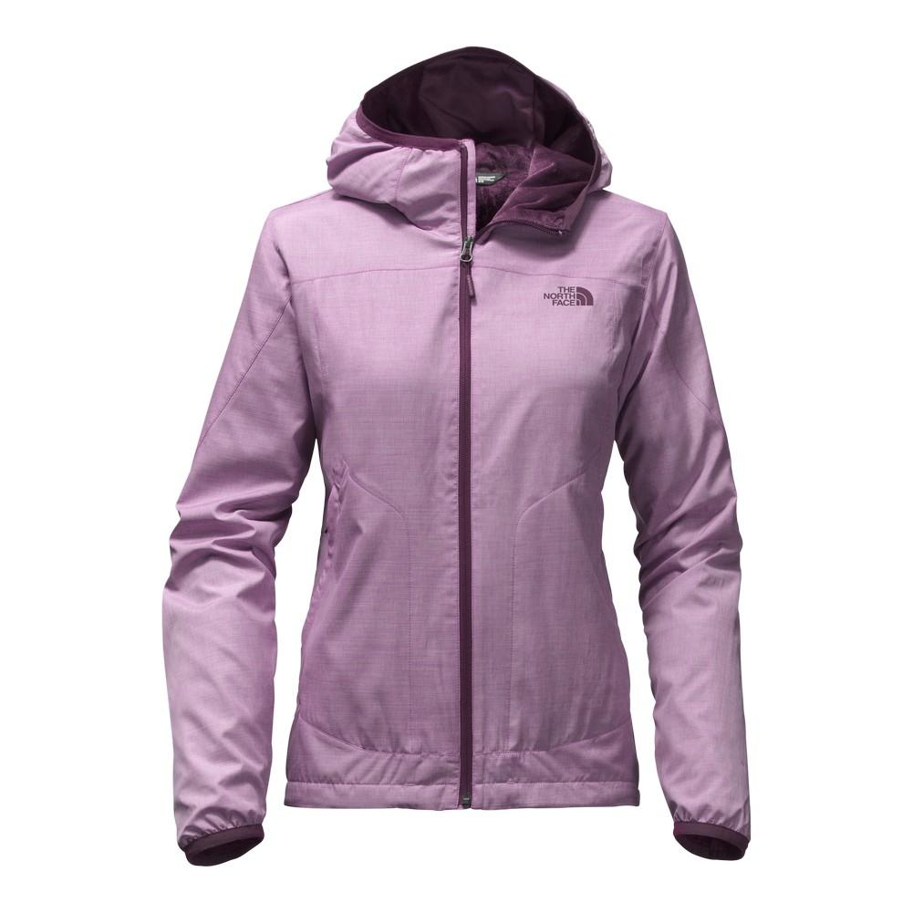 1e6cccd842 The North Face Pitaya 2 Hoodie Women s Bellflower Purple Heather ...