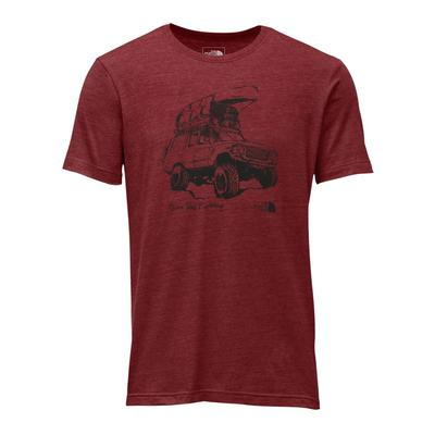 The North Face Short-Sleeve Off Road Tri-Blend Tee Men's