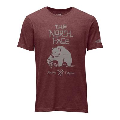 The North Face Short-Sleeve Grizzly Tri-Blend Tee Men's