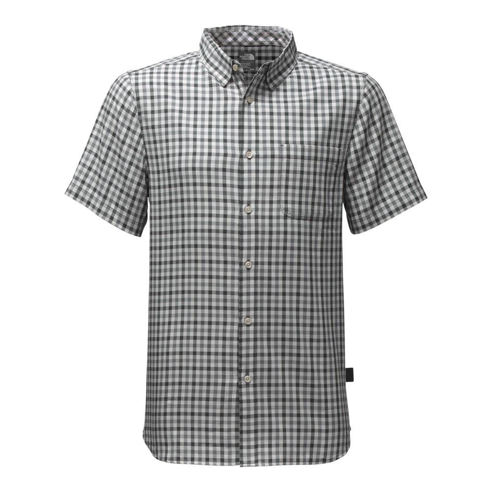 The north face short sleeve passport shirt men 39 s for The north face short sleeve shirt