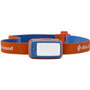 Black Diamond Wiz Headlamp Kids' VIBRANT ORANGE