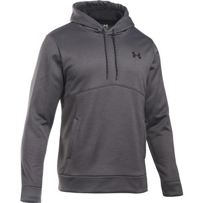 Under Armour Armour Fleece Icon Solid Pullover Hoodie Men's