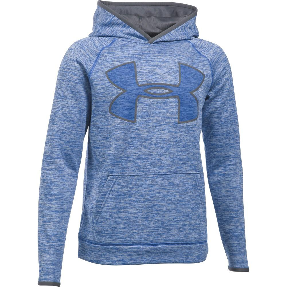 boys under armour fleece hoodie