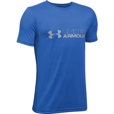 Under Armour Duo Logo Short-Sleeve Tee Boys'