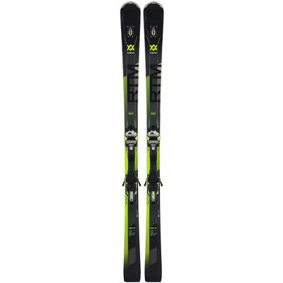 Volkl RTM 84 System Skis With IPT WR XL 12 Bindings Men's