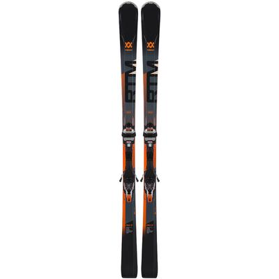 Volkl RTM 81System Skis With IPT WR XL 12 Bindings Men's