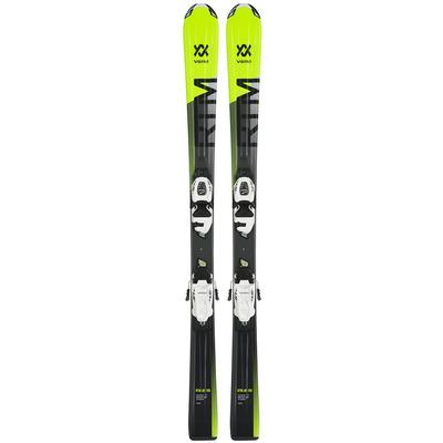 Volkl RTM System Skis With VMOTION 4.5 Bindings Kids'