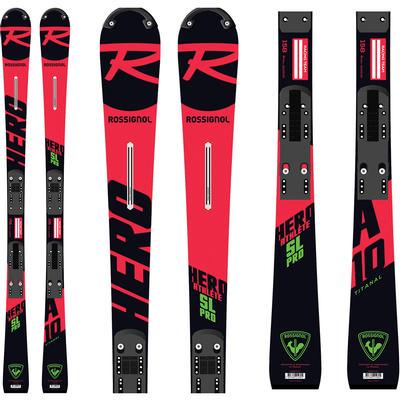 Rossignol Hero Athlete SL Pro Junior Race Skis (R20 Pro)