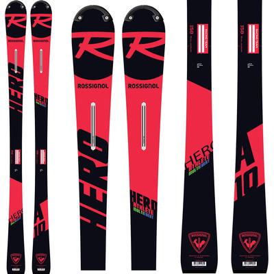 Rossignol Hero Athlete Multi-Event Race Skis Kids'