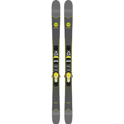 Rossignol Smash 7 Skis with Xpress 10 Bindings - Men's