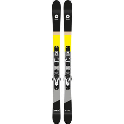 Rossignol Sprayer Skis with Xpress 10 Bindings Junior