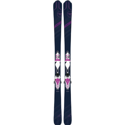 Rossignol Experience 80 CI Skis with Xpress 11 Bindings Women's