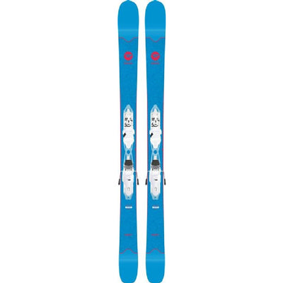 Rossignol Sassy 7 Skis with Xpress 10 Bindings - Women's