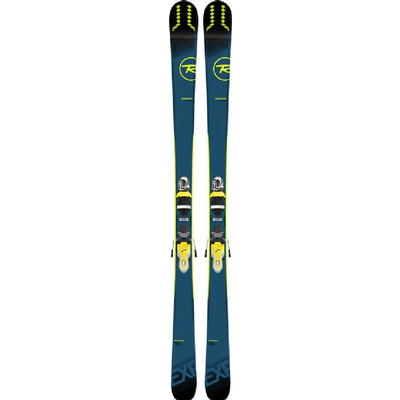 Rossignol Experience 76 CI Skis with Xpress 10 Bindings - Men's