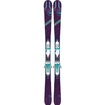 Rossignol Experience 74 Skis with Xpress 10 Bindings Women's