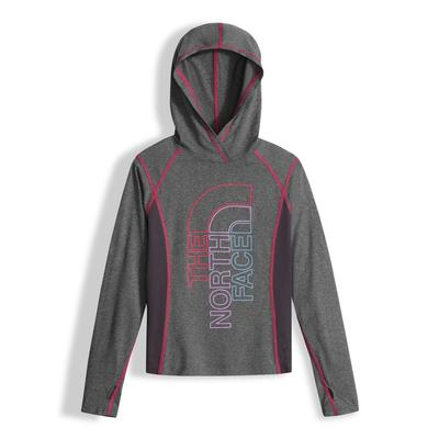 The North Face Long-Sleeve Reactor Hoodie Girls'