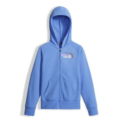 The North Face Logo Full-Zip Hoodie Girls'