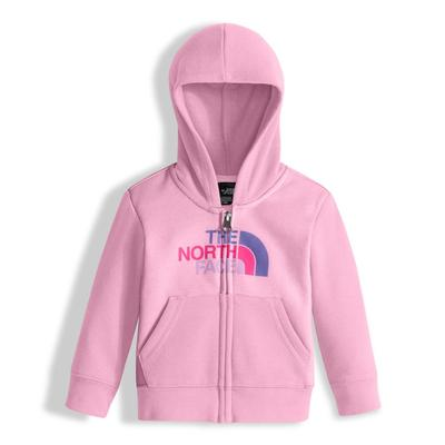 The North Face Logowear Full-Zip Hoodie Infant