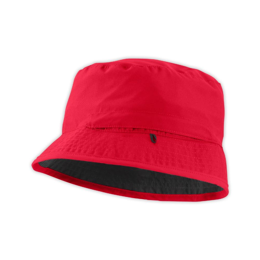 af7519833f5bd The North Face Sun Stash Hat Youth Fiery Red