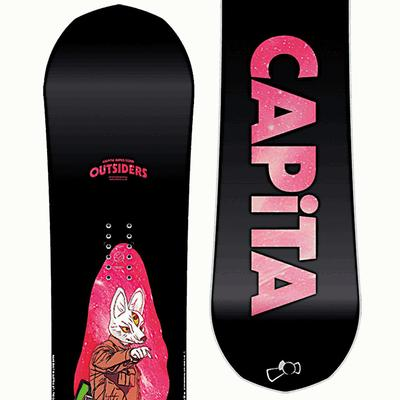 Capita The Outsiders Snowboard Men's