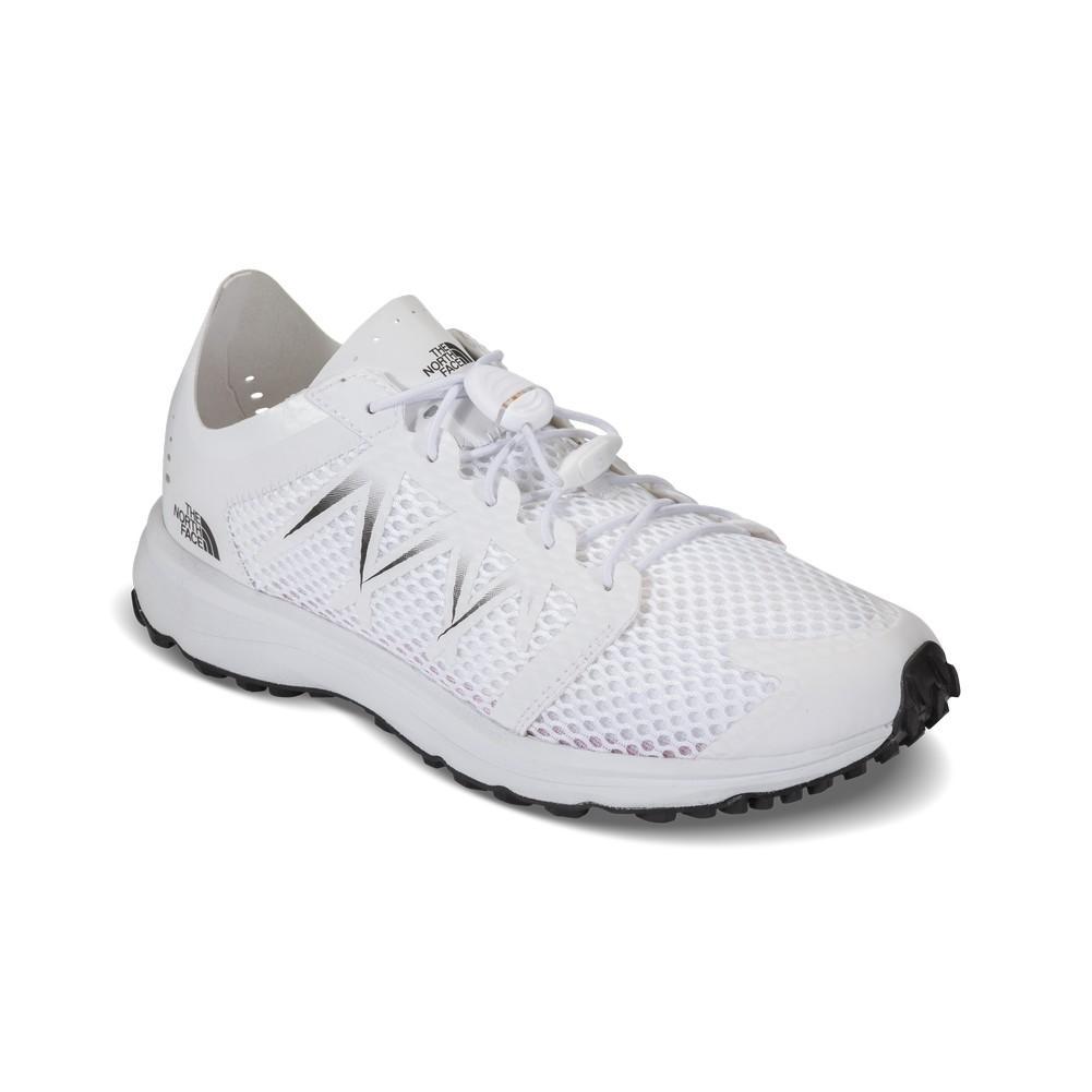 The North Face Litewave Flow Lace Shoes Women s TNF White TNF White b9c97c983a