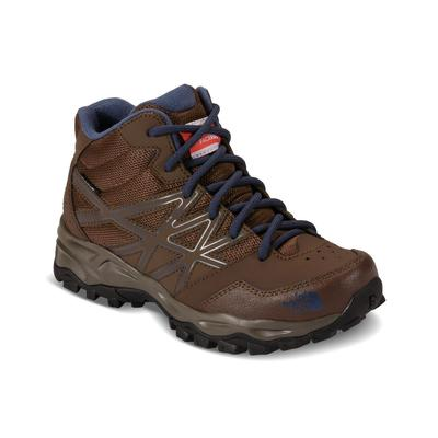 The North Face Jr Hedgehog Hiker Mid Waterproof Boots Youth